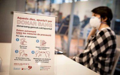 Castelldefels acoge una nueva campaña de donación de sangre