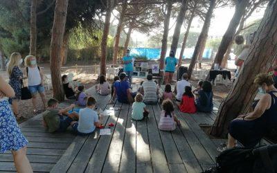 La Biblioteca en la Playa Carme Romaní cierra sus puertas este viernes
