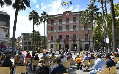 Castelldefels celebra una nova edició de la Diada Nacional de Catalunya