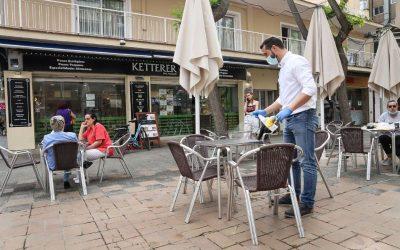 El número de personas en situación de desempleo en Castelldefels baja un 5,3% durante el mes de agosto
